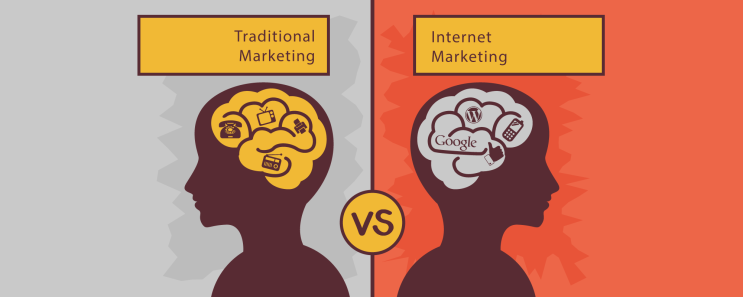 Traditional-vs-Internet-marketing