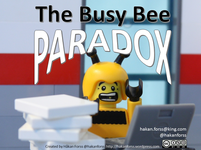 the-busy-bee-paradox-agile-tour-lille-2014